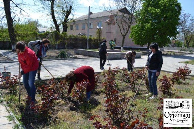 День довкілля у Цюрупинську