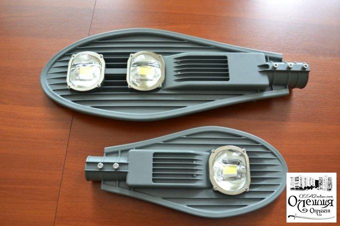 У Цюрупинську продовжують тестувати LED технології для вуличного освітлення