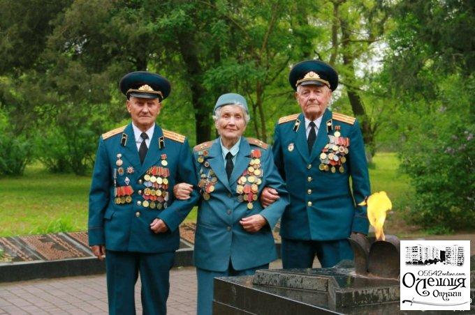 План заходів до дня пам'яті та дня примирення у Цюрупинську