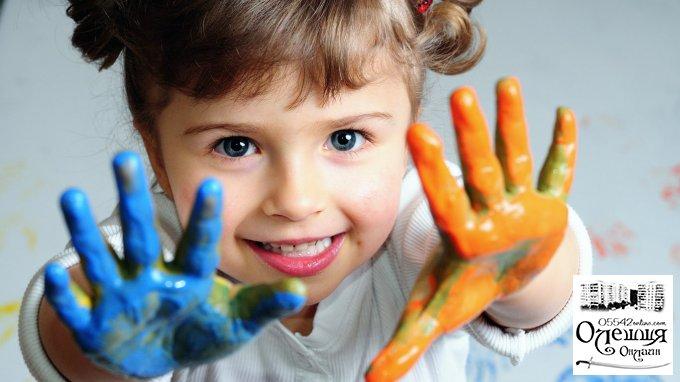 Дитинство - це чудова пора сподівань та здійснення мрій