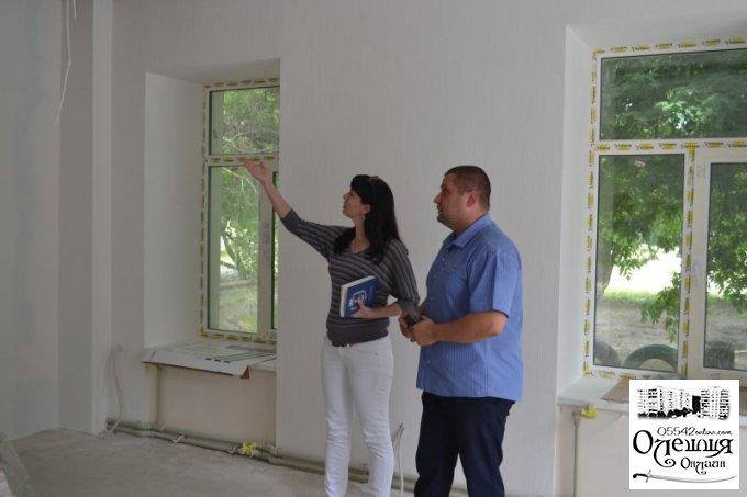 Міський голова разом з депутатами міської ради особисто контролюють проведення ремонтних робіт