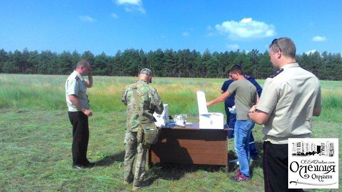1 липня проведено тренування  з вивчення можливостей безпілотних літальних апаратів