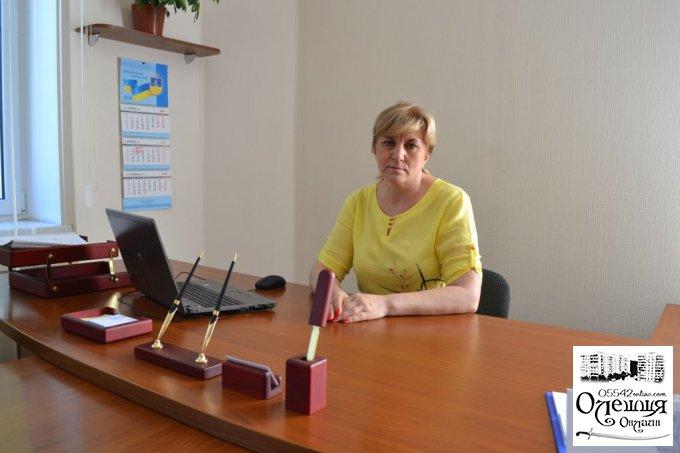 На посаду першого заступника міського голови в Олешках призначено Тетяну Серогодську