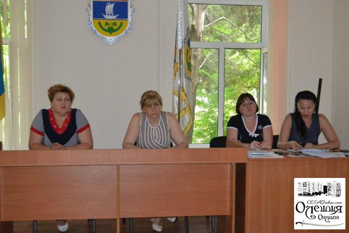 В Олешках відбувся круглий стіл на тему створення ОСББ
