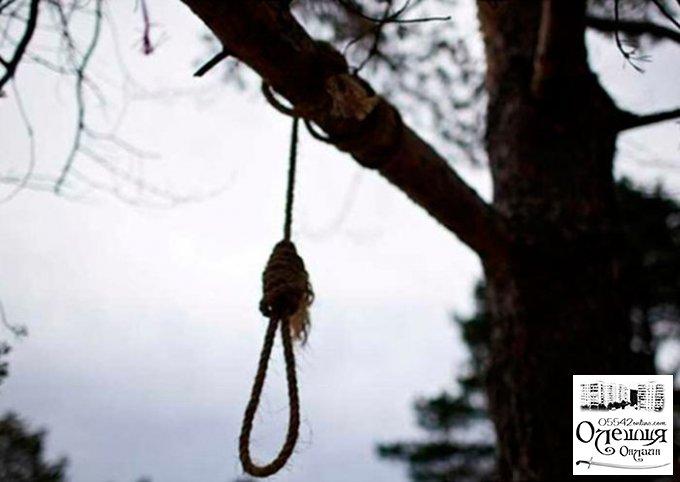 Житель Олешковского района повесился после убийства сожительницы