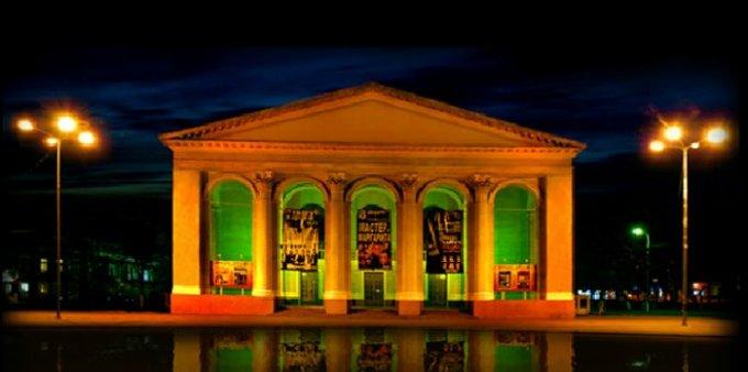 З чим херсонськi театрали завiтають на день мiста в Олешки?