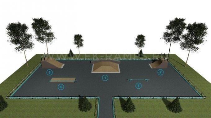 """Идея создания """"Олимпийского парка"""" в Олешках"""