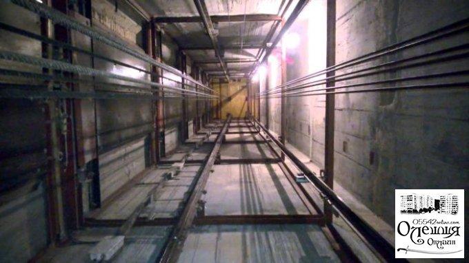 В Олешках завершено капітальний ремонт пасажирських ліфтів