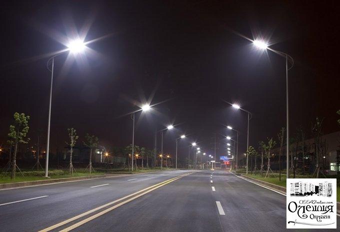 Де ще в Олешках відчують переваги сучасного вуличного освітлення?