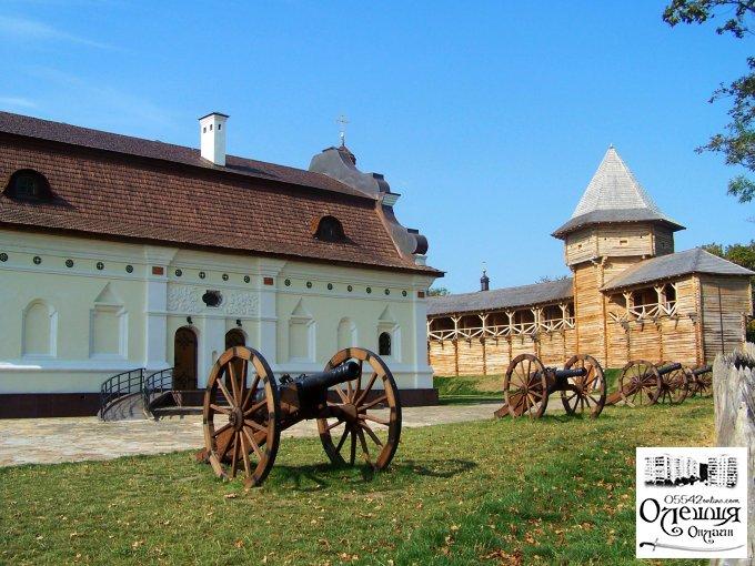 В Олешках мріють про реконструкцію козацької січі