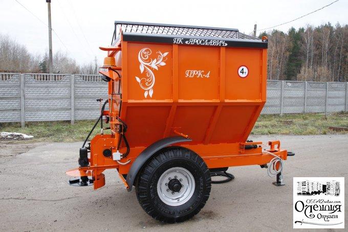 В Олешках купят специальное оборудование для уборки снега