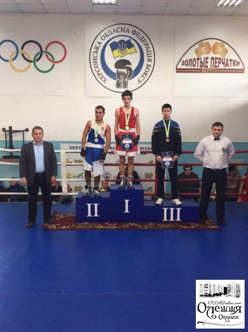 Вдалий реванш олешківських боксерів