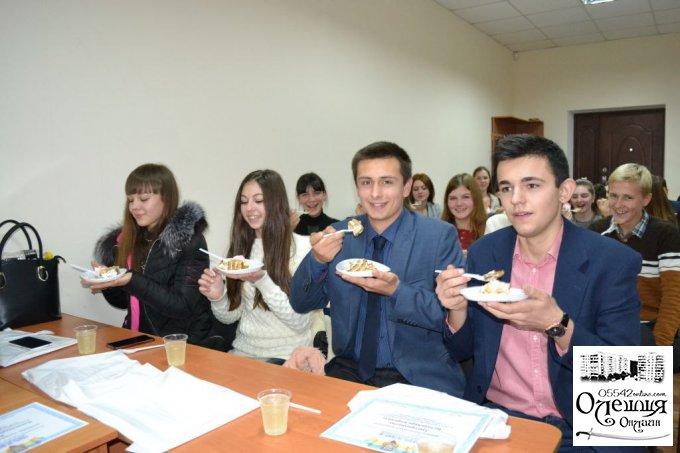 Финал дня школьного самоуправления в Олешках (фото)