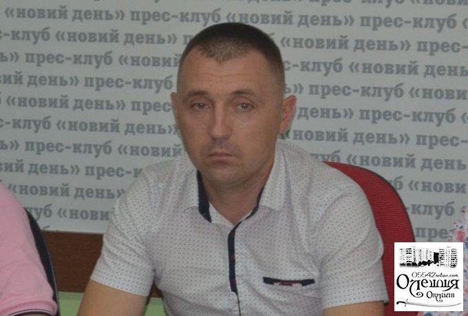 Привітання з Новим Роком для земляків від депутата Олешківської районної ради