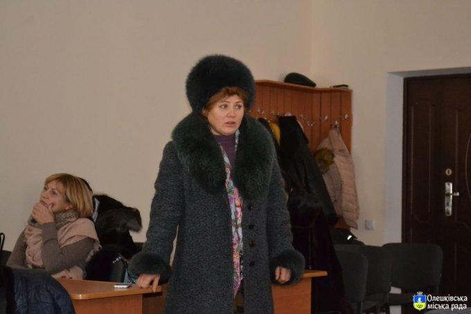 В Олешках міський голова та депутати жорстко розкритикували роботу комунальних служб