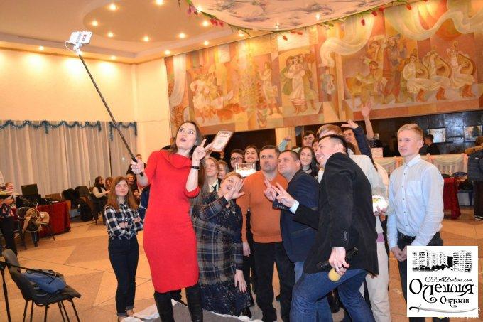 В Олешках відбувся перший Камеді-Фест