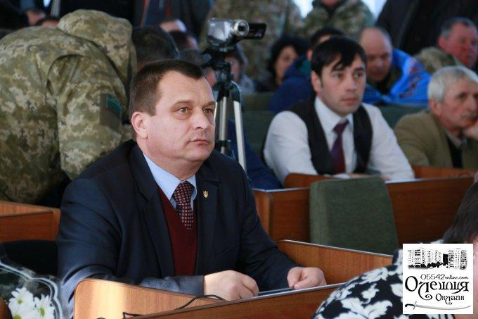 Скандальная сессия Олешковского районного совета (видео)