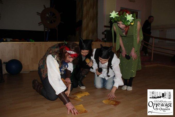 «Веселі пригоди з піратами» для вихованців будинку-інтернату