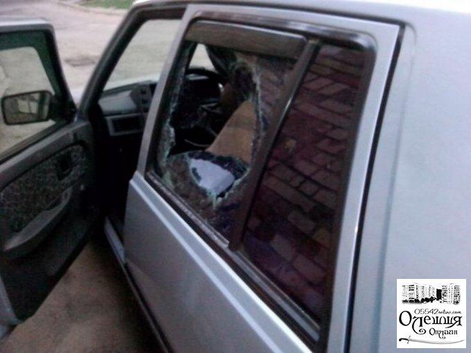 Олешковские полицейские разыскивают угонщика, катавшего на чужом автомобиле знакомых