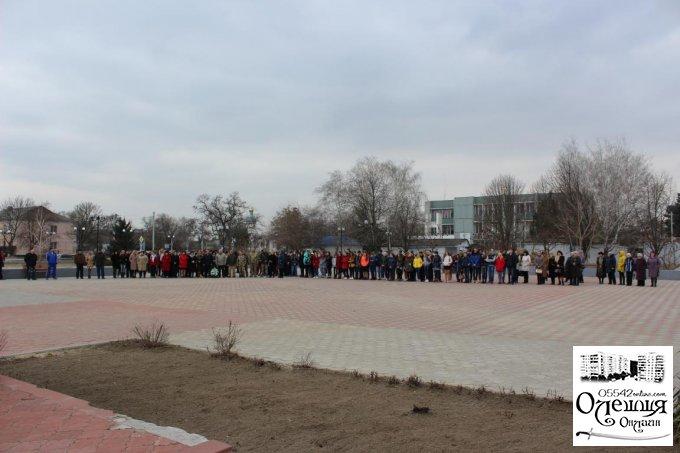 Україна вперше вшанувала добровольців