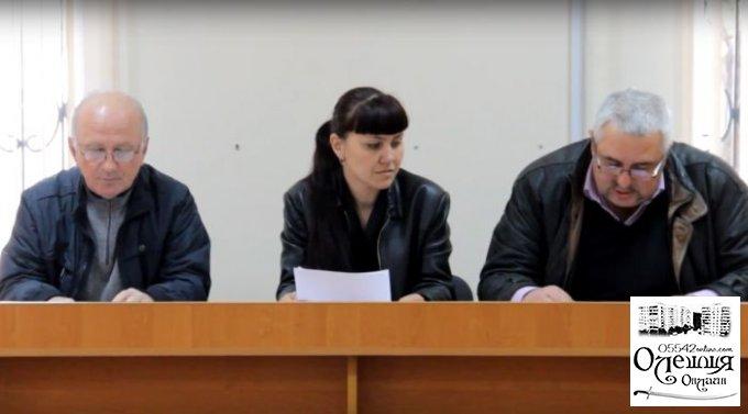 В Олешківській міській раді буде новий депутат
