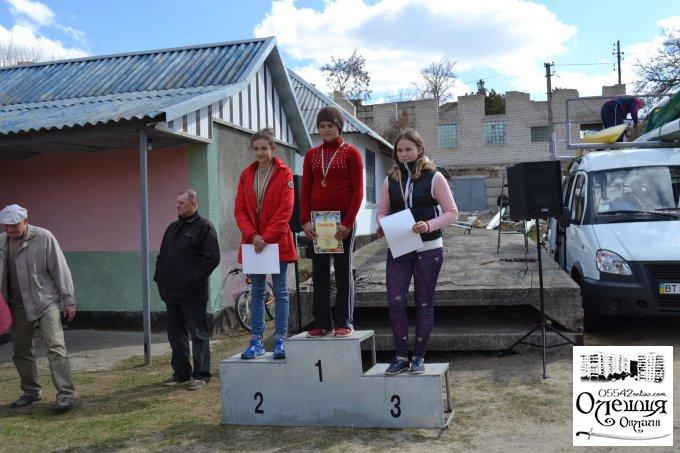 В Олешках відбулись змагання з греблі на байдарках та каное
