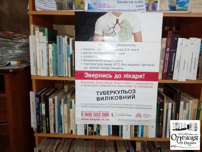 Туберкульоз – хвороба віку
