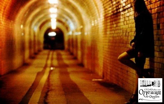 Полиция объявила жителю Олешек о подозрении в торговле малолетней девочкой для оказания сексуальных услуг