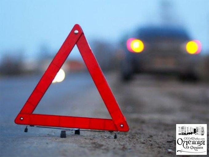 В Олешковском районе смертельная авария