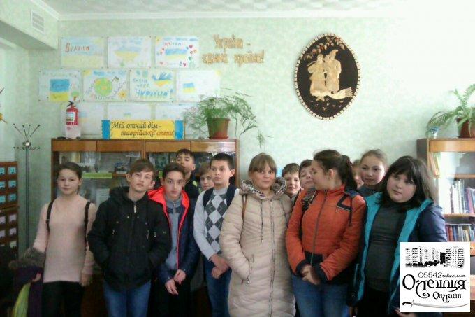 В Олешках для школярів провели урок-попередження «SOS у морі Інтернету