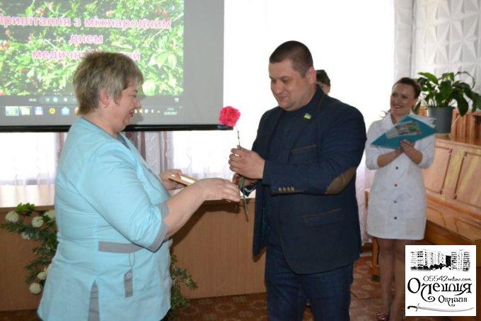 Міський голова привітав з Міжнародним днем медичної сестри