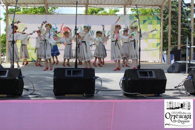 У Олешках відбувся фестиваль Олешшя Green day.