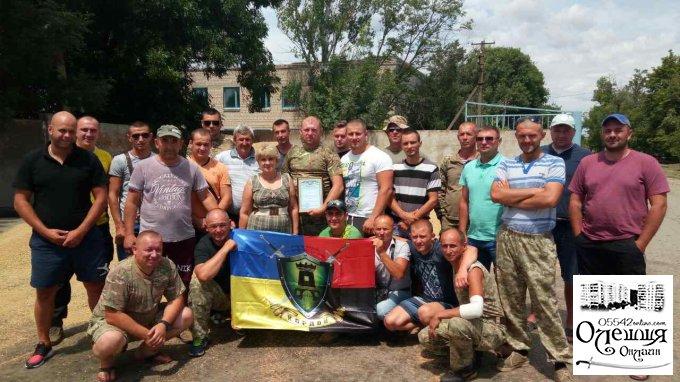 Війна ветеранів АТО Олешківського району  з беззаконням та рейдерами