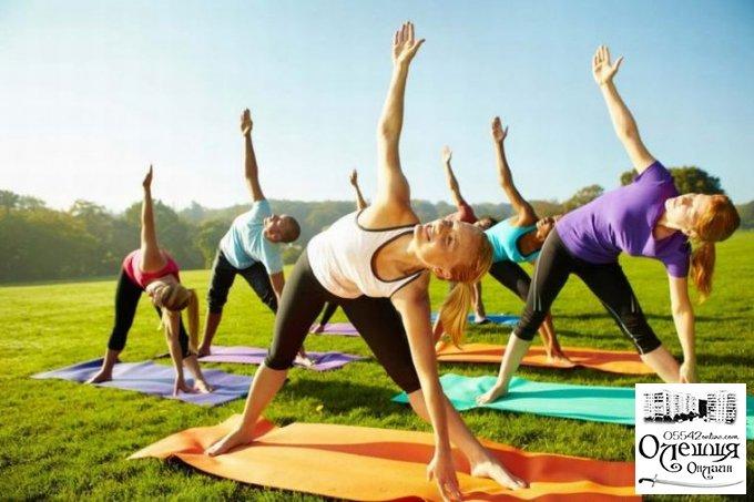 Рухова активність – здоровий спосіб життя - здорова нація