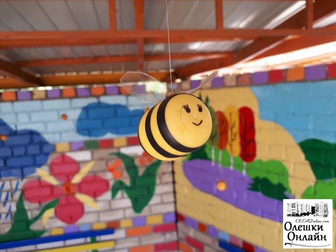 Огляд-конкурс дитячих майданчиків