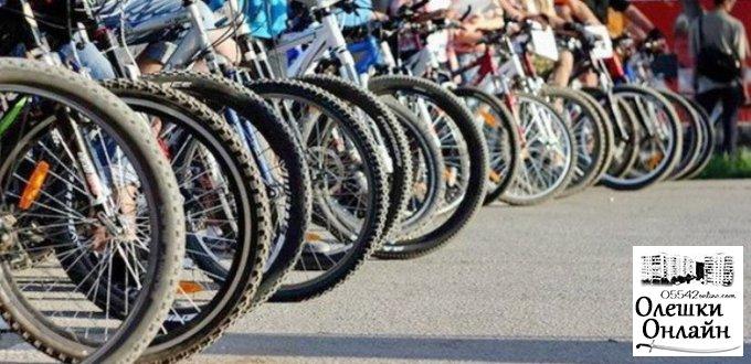 Олешки запрошують на велопробіг