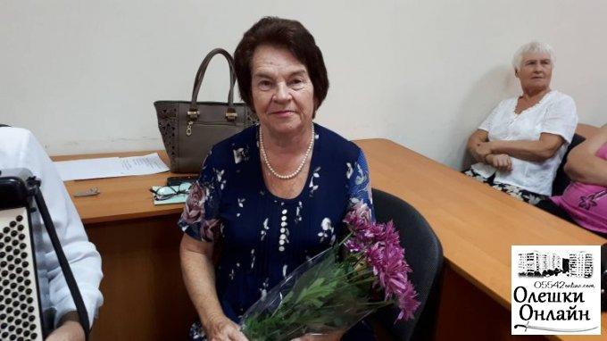 В Олешках відзначили День партизанської слави