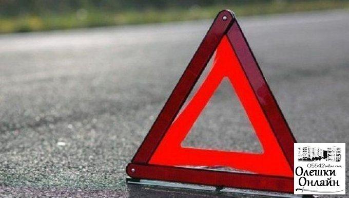 12-летний скутерист столкнулся с машиной