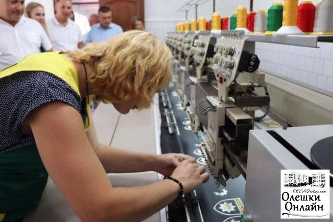 В Олешках откроют филиал фабрики «ВиД»