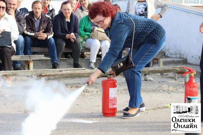 Попередження пожеж є найважливішим завданням кожного керівника