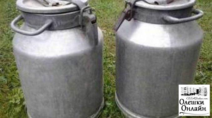 Олешковских воров 50-литровых бидонов суд амнистировал