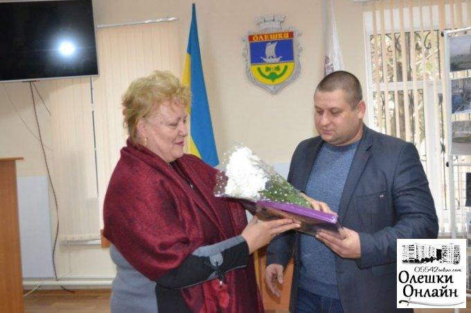 День Гідності і Свободи в Олешках