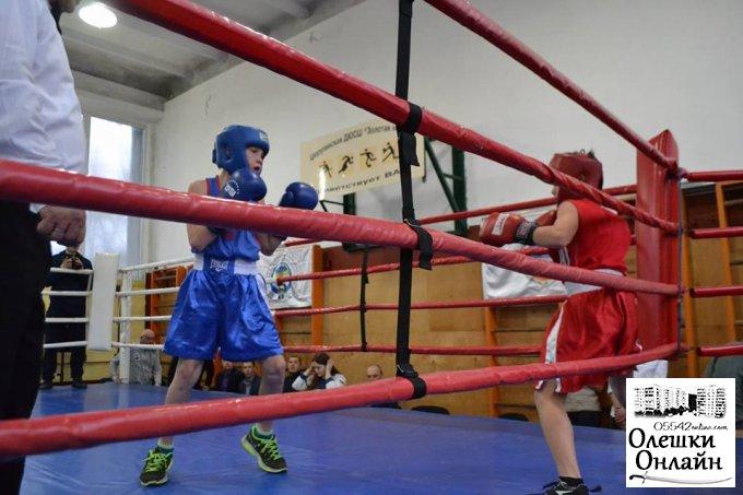 Свято боксу в нашому місті