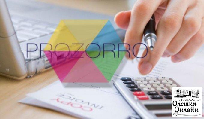 На початку року в Олешках вже заощаджено мільйон гривень