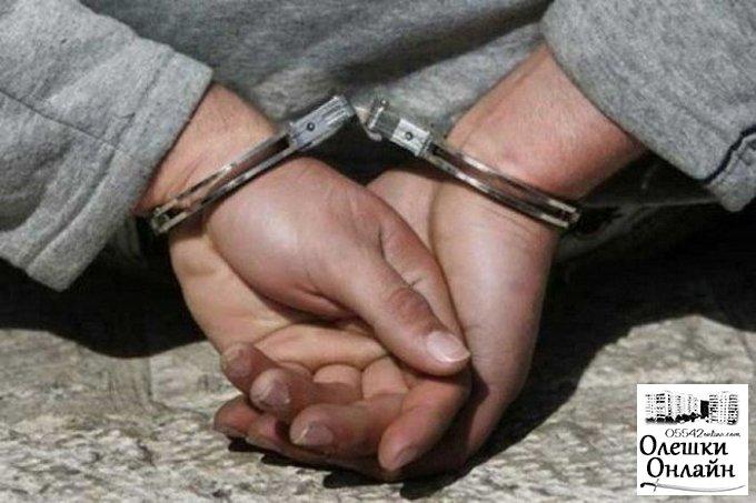 Житель города Олешки осужден на 15 лет лишения свободы за двойное убийство