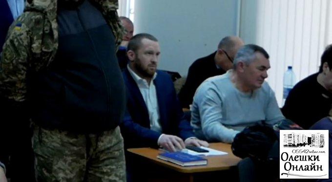 Очередное доказательство наглого вранья олешковского депутата (видео)
