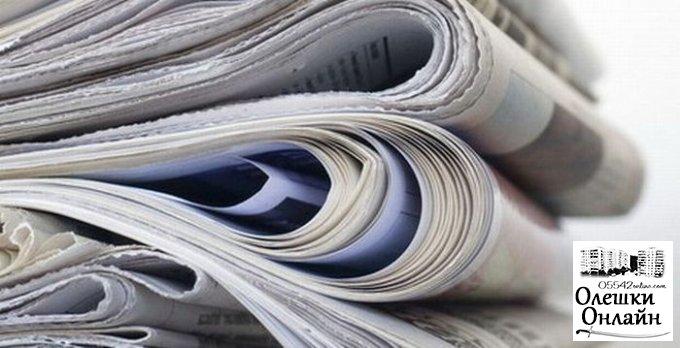 Кравченко-Скалозуб и административные методы давления на свободу слова в Олешках