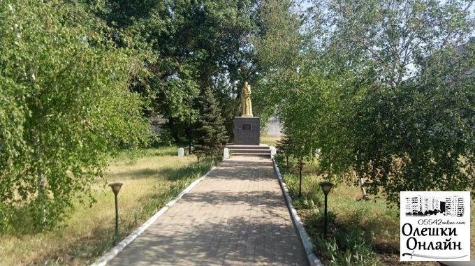 Благоустрій пам'ятних місць періоду Другої Світової війни