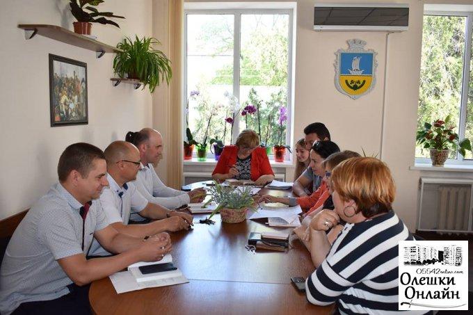 Адміністративна комісія при виконавчому комітеті Олешківської міської ради попереджає про відповідальність