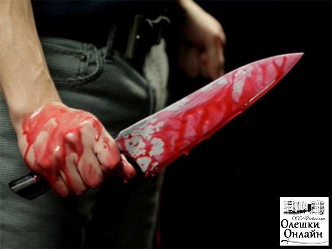 Участники поножовщины в Олешках обвиняют друг друга
